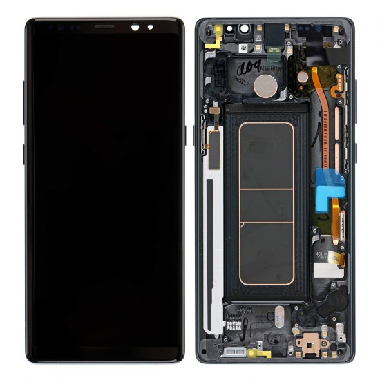 LCD (Display) and Touch Screen (Digitizer) for Samsung Galaxy Note 8