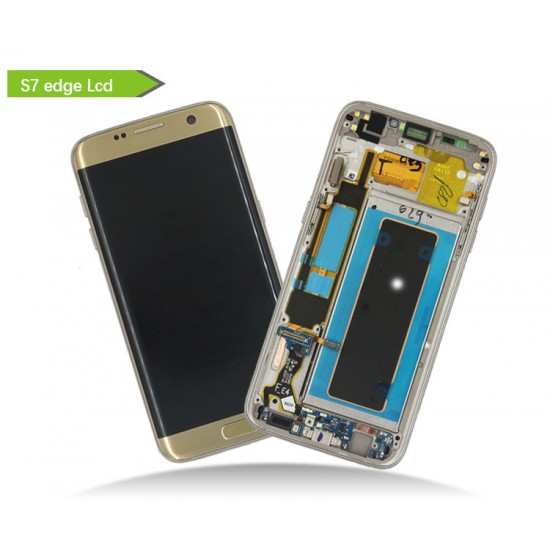 LCD Display and Touch Screen Digitizer for Samsung Galaxy S7 Edge G935F