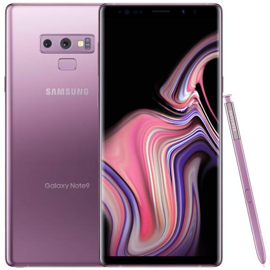 Samsung Galaxy Note 9 - 128gb + 6GB RAM, 512GB + 8GB