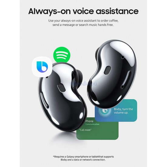 Samsung Galaxy Buds Live, True Wireless Earbuds with Active Noise Cancelling