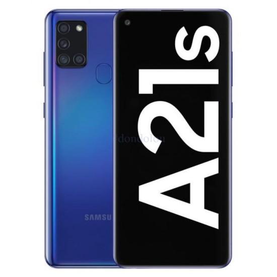 Samsung Galaxy A21s - 48MP Camera, 5000mAh Battery