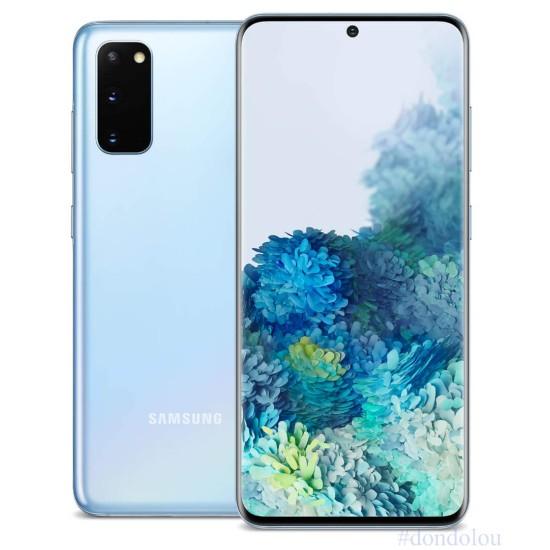 Samsung Galaxy S20, 4G, 8GB RAM, 128GB, 64MP camera