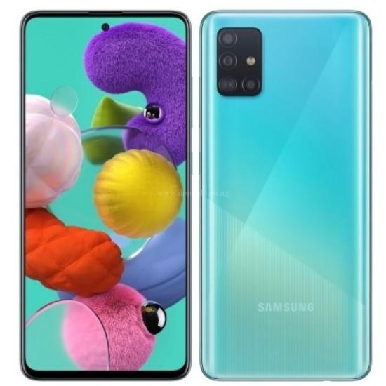 Samsung Galaxy A51 Dual SIM 128GB, 6GB, 8GB RAM, 48MP Camera