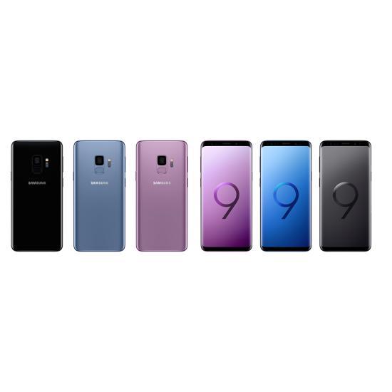 Samsung Galaxy S9 4GB RAM 64GB 128GB